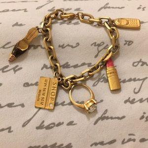 Vintage Avon Charm Bracelet